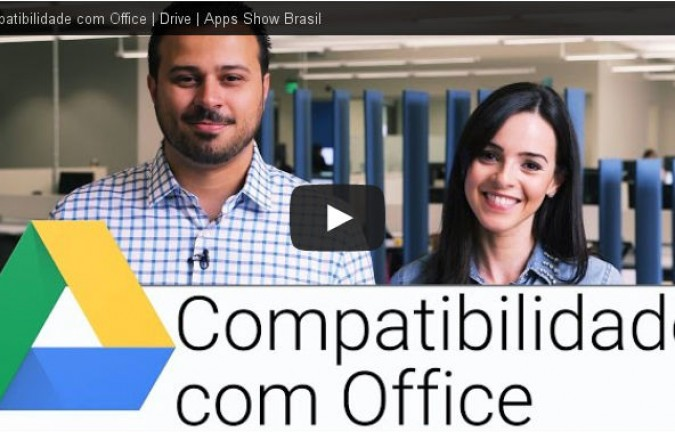 Google Apps | Compatibilidade com MS Office