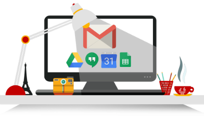 G Suite - Contrate Agora